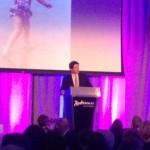 Keynote speaker, author, Paul Daugherty