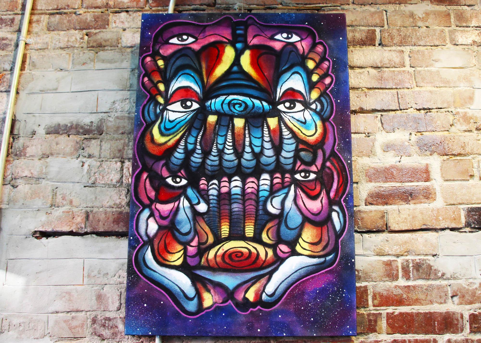 Psychedelic Totem