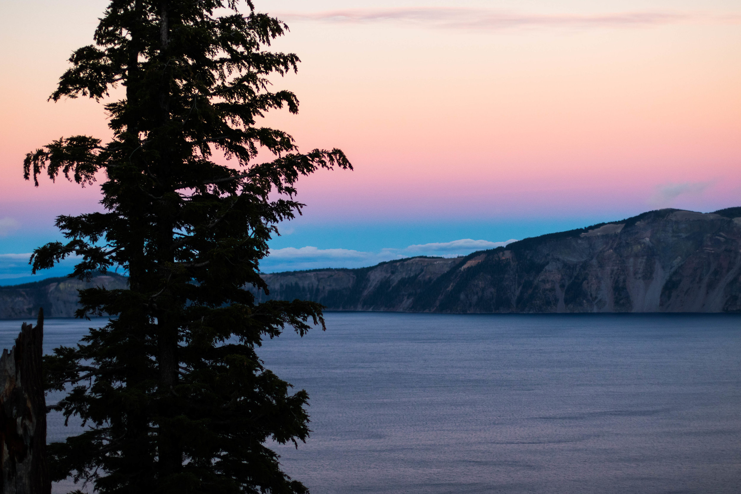 Crater Lake - National Park