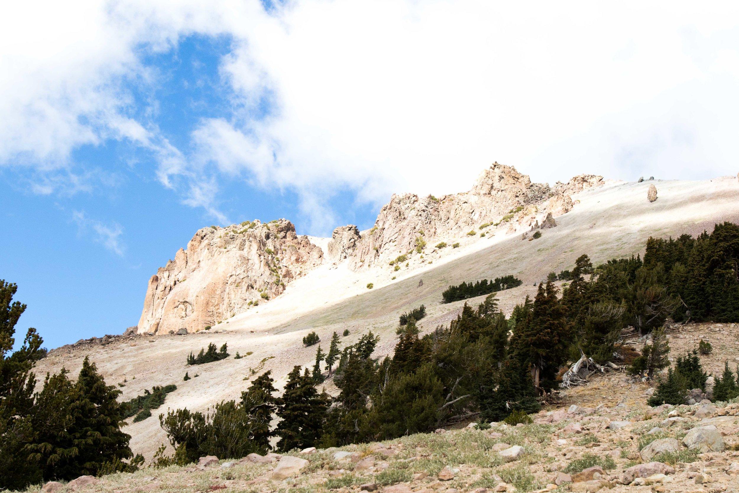 Lassen Peak Trail -