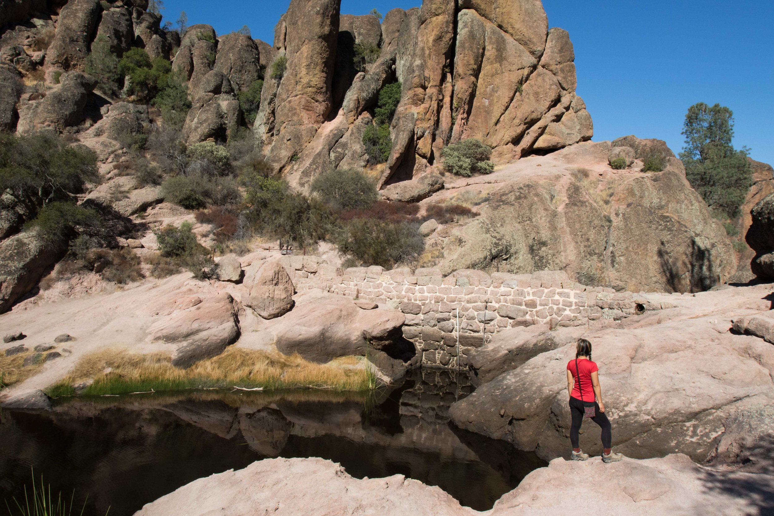 Pinnacles - National Park