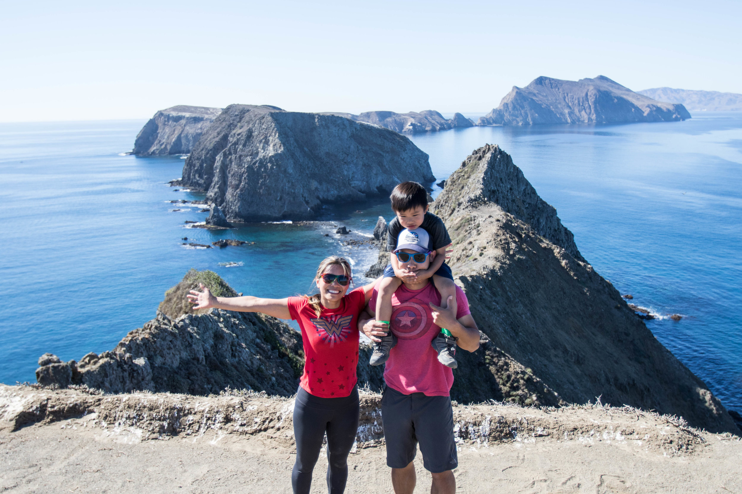 Anacapa Island -