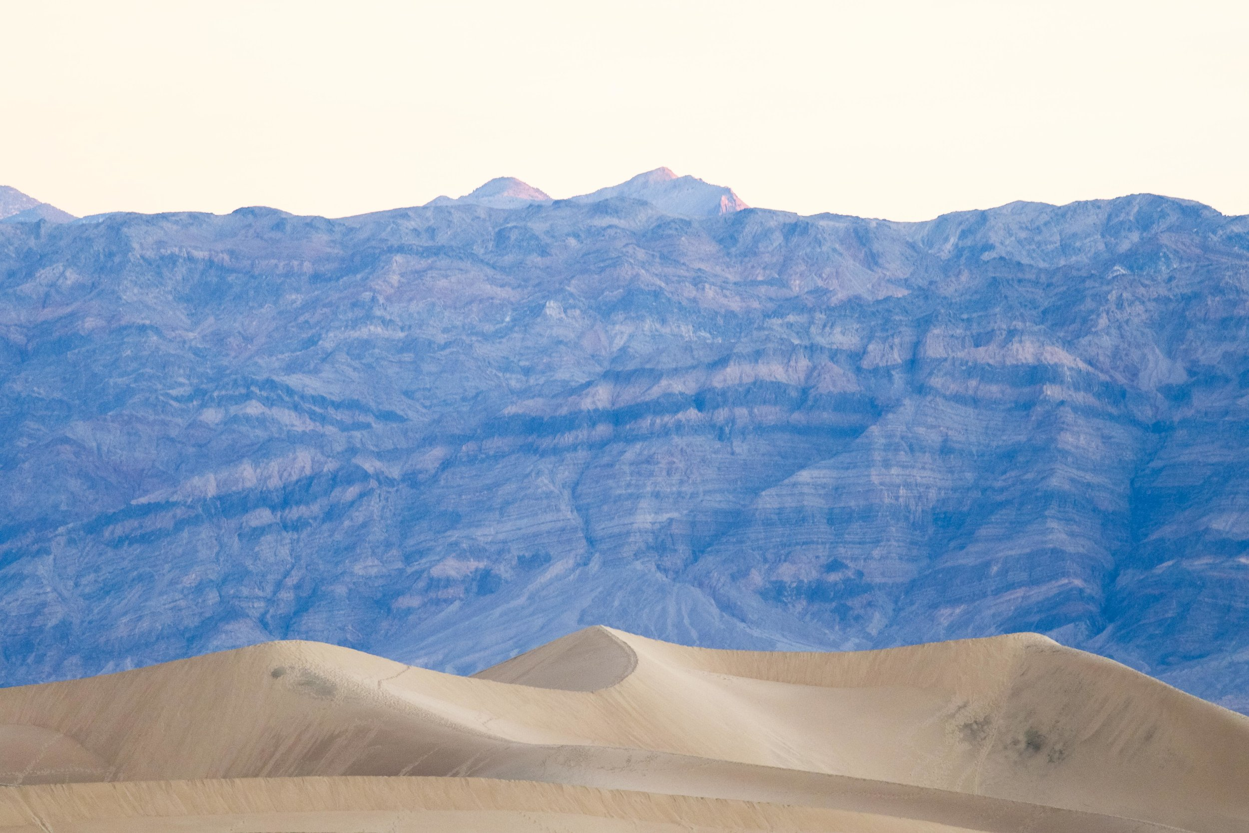 Sand Dunes -
