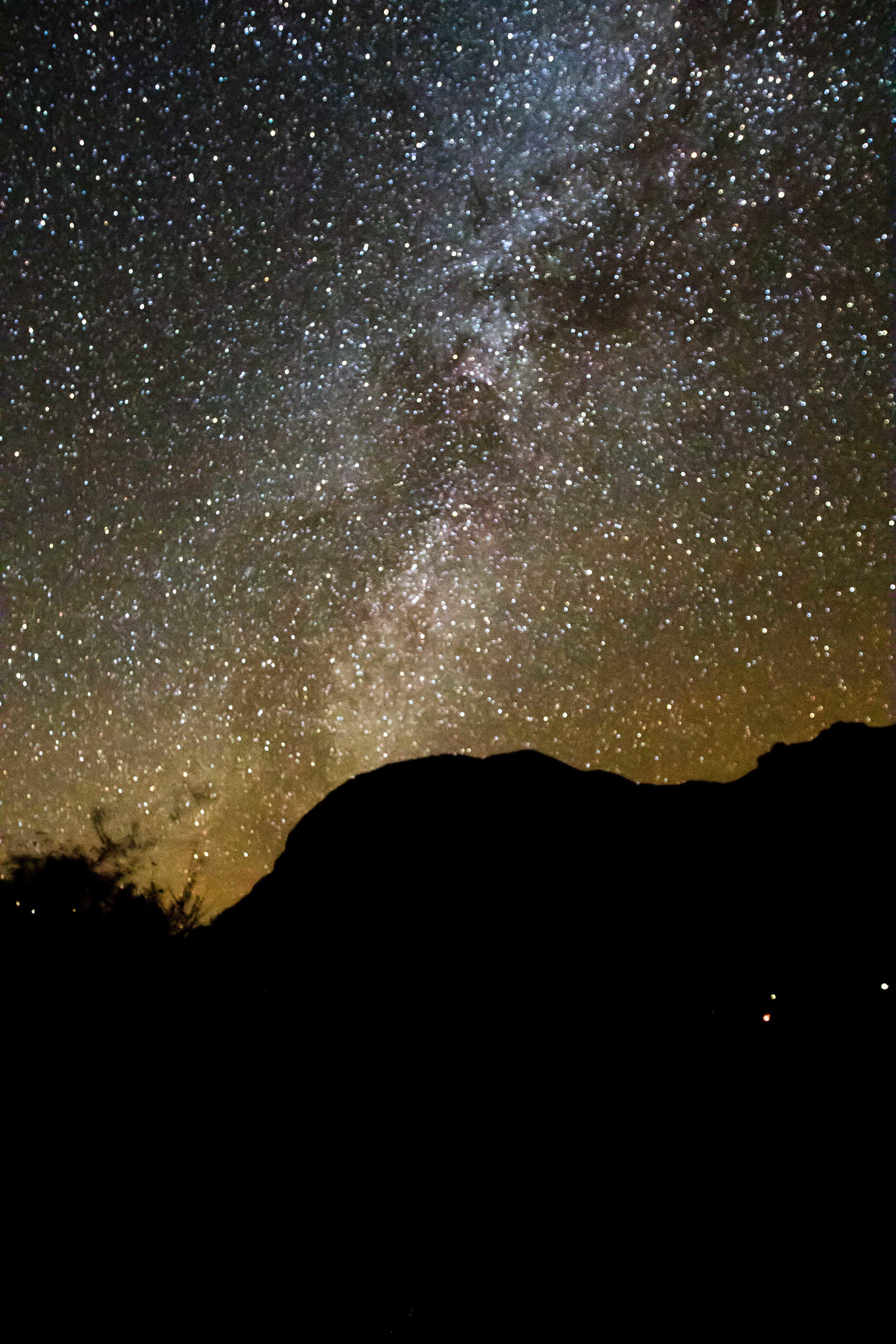 Chisos Basin Campsite -
