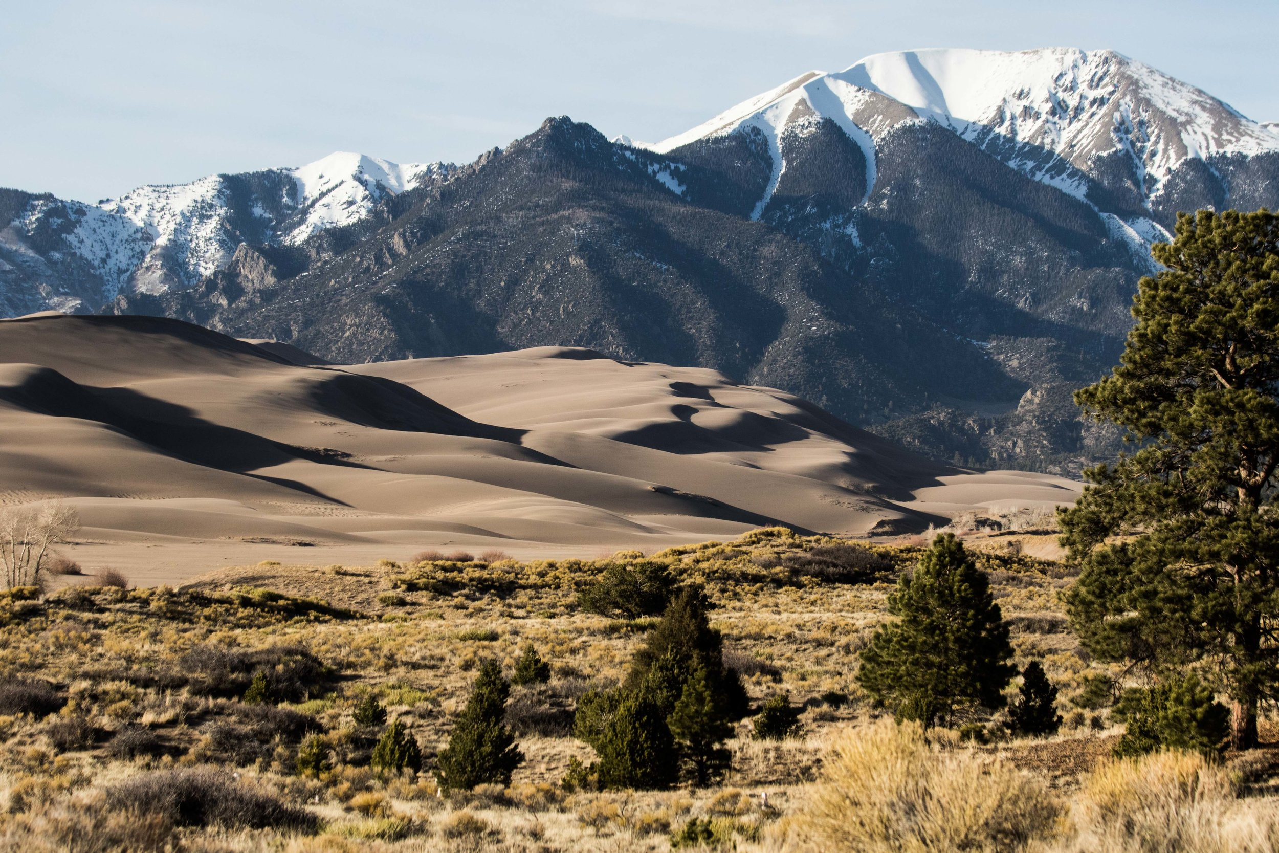 Great Sand Dunes - National park