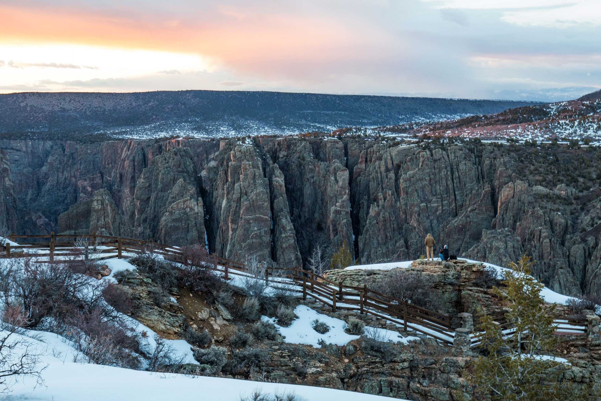 Black Canyon of the Gunnison - National Park