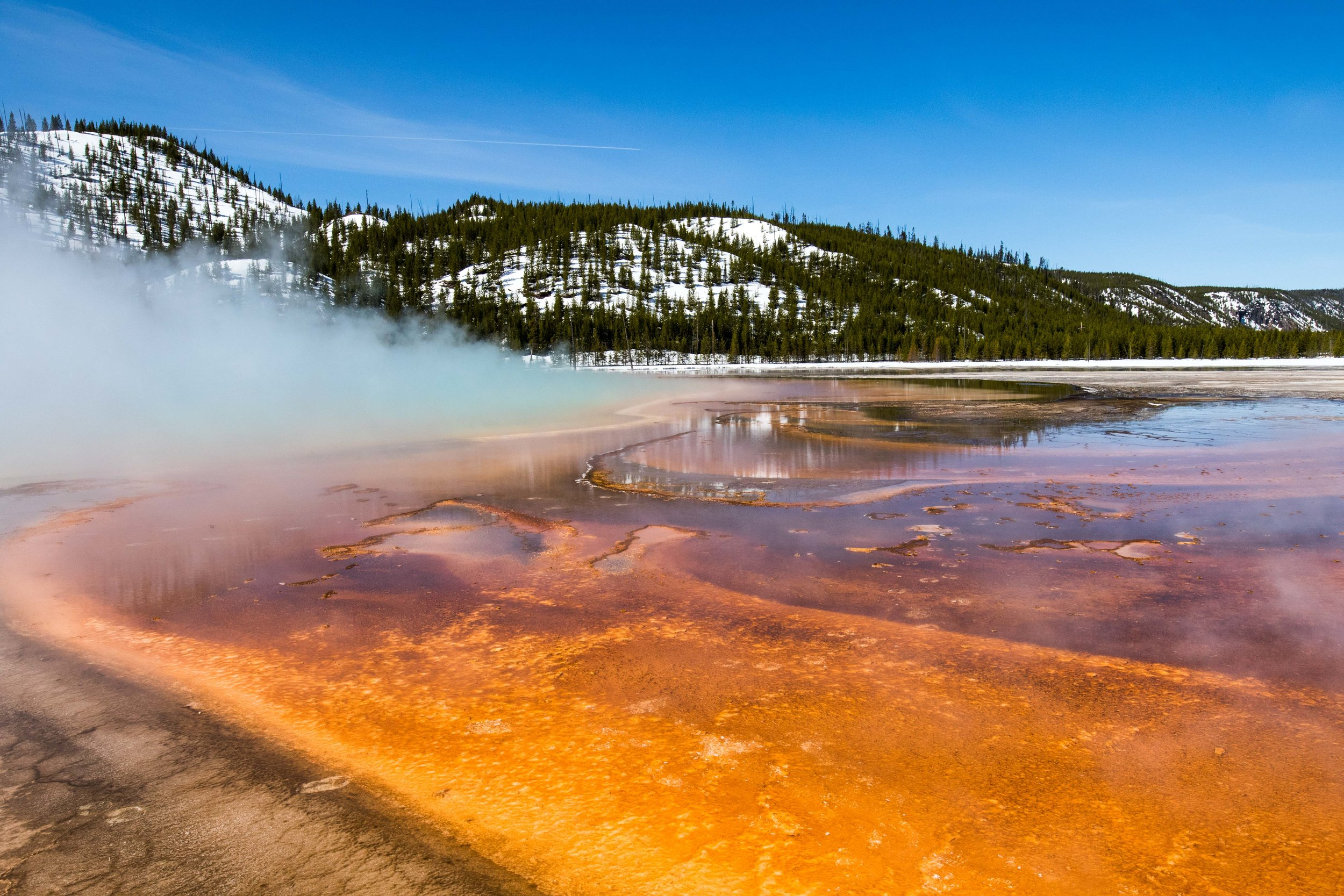 Yellowstone - National Park