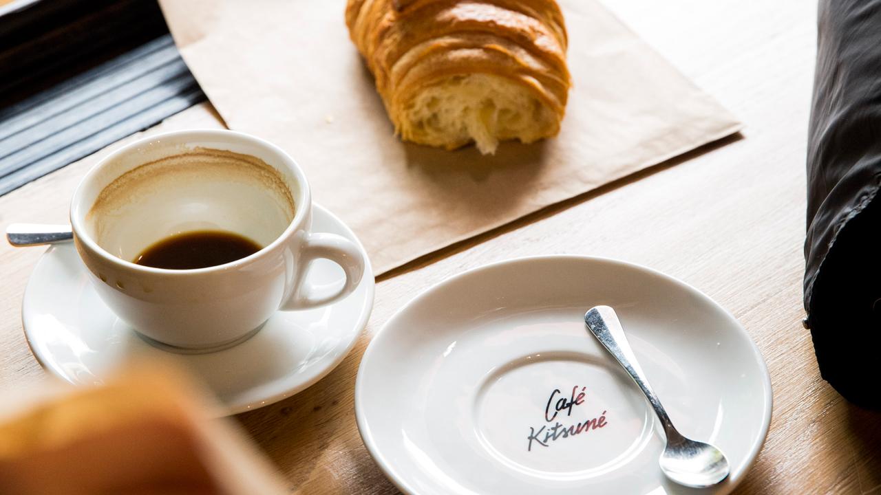 Café Kitsuné Sydney