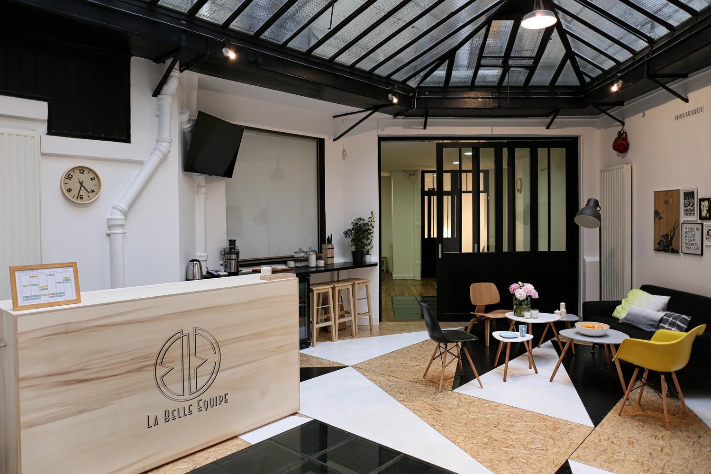 La Belle Equipe / Paris