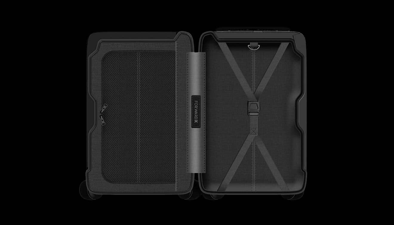 Ovis / ForwardX Robotics Suitcase