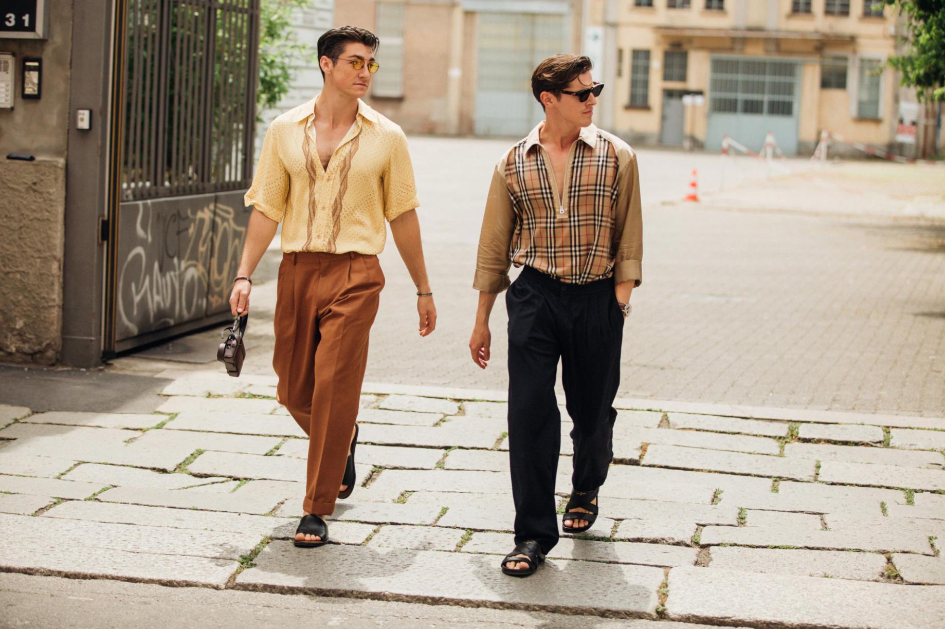 By Jonathan Daniel Pryce for Milan Fashion Week / Vogue