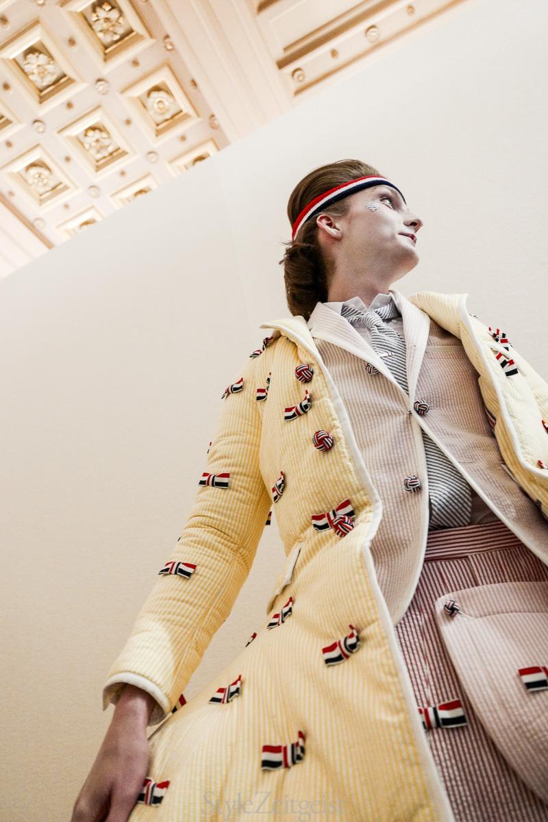 Thom Browne SS20 Menswear / Photography Julien Boudet
