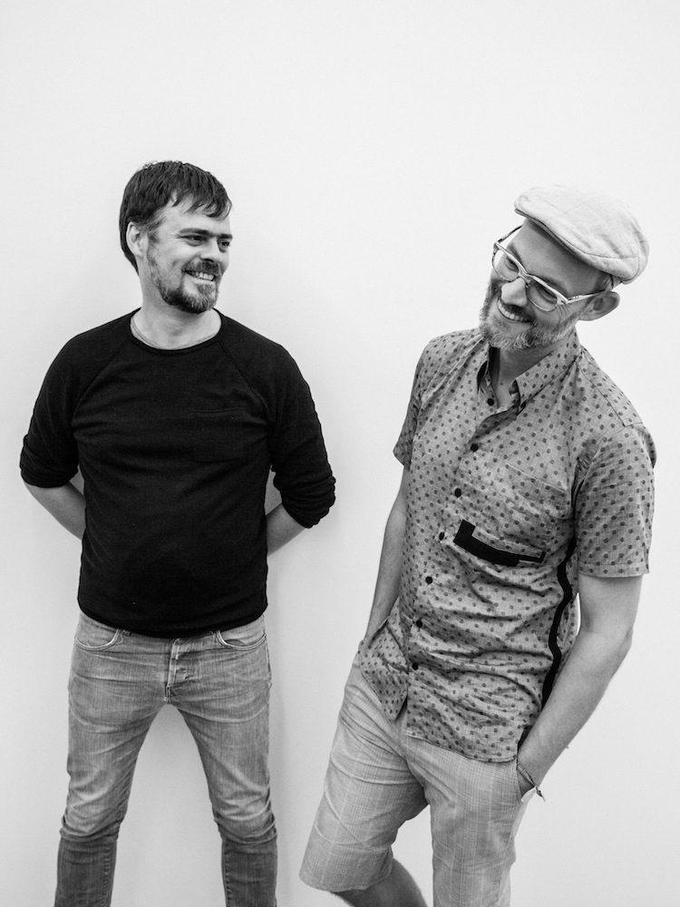 Hannes Koch and Florian Ortkrass for RANDOM INTERNATIONAL