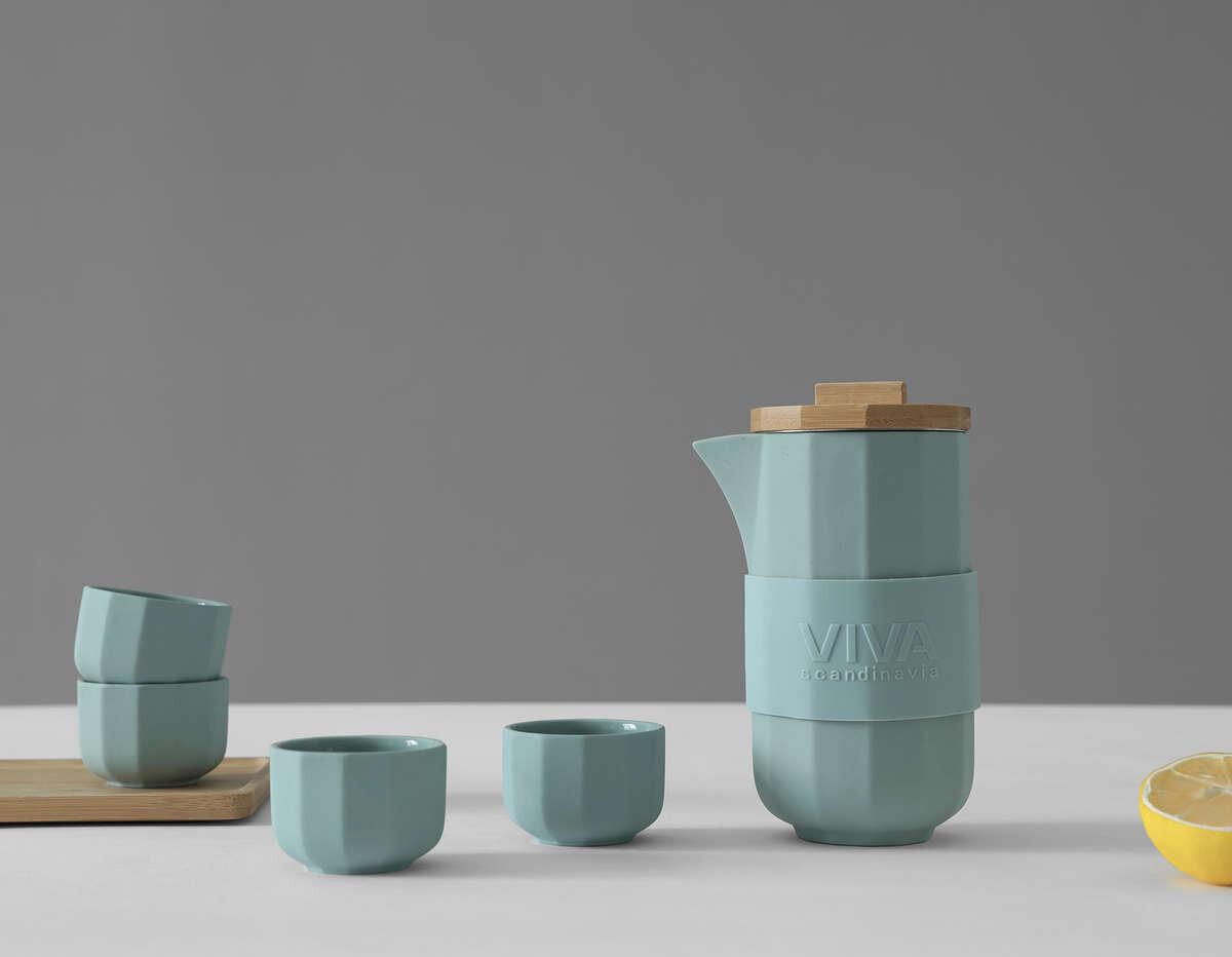 Alexander Tea Set