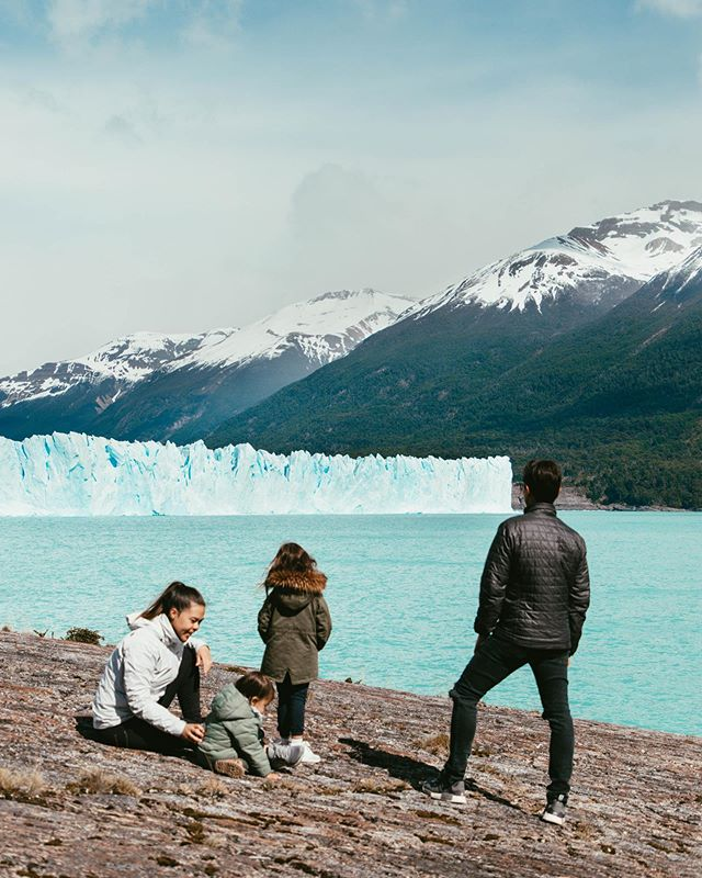 "Another TRAVEL FAIL story, since we know how much y'all loved hearing about our toilet water luggage the other day 😉😂 . Los Glaciers National Park in Argentina was one of the most stunning places we've ever been 🙌🏼 But it was a TRIP to get there. We wanted to see both the Chilean and Argentinian sides of Patagonia so we flew into the Chilean side then drove to Argentina. It was supposed to be an easy 4 hr drive, but it took us 10 😂😭 . As we were driving, we stopped to get some food at the ONLY restaurant along the way. We pulled up GPS as we were leaving and it took us out of the parking lot on a smaller dirt road that avoided a blockade of some kind on the main highway. Awesome, saving time 🙌🏼 #winning . So we drove close to an hour and reached the border of Argentina! Yay!! We stopped, went into the little office, got through the first line and just needed to get our stamps to be on our way. We get to the window and the nice lady asks, ""Where are your stamps?"" ... uhhhhh 🤷🏻‍♀️🤷🏻‍♀️. We have NO clue what she's talking about, this was our first time driving instead of flying. She informs us that we needed stamps from when we went through the checkpoint at the Chilean border. Huh?? ""Isn't that what this is?? Are there 2 different checkpoints??"" Yes. . But we still can't figure out how we missed the Chilean checkpoint! She tells us to turn around and drive for close to an hour and we can't miss it. . Then it dawns on us!!! That little blockade we conveniently avoided, THAT was the CHILEAN BORDER!! 🤦🏻‍♀️🤦🏻‍♀️🤦🏻‍♀️😂😂😂 . So we drive alllll the way back from where we just came, explain to Chilean border patrol that we accidentally SNUCK around their border checkpoint! We finally got through, leaving everyone confused, drove BACK to the Argentinian checkpoint, got our stamp, and were finally on our way again 🙌🏼🙌🏼 . So friends, if you ever see a blockade on a highway near a country's border, don't take a dirt road around it 👍🏼😂 #UltimateTravelTales @covermore . Btw, we had the best surprise when we reached Los Glaciares. We randomly ran into our friends @stampsassouvenirs who we met at a little restaurant in Antigua, Guatemala!"