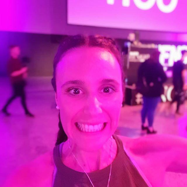 #myworkoutface 🔥❤ #fitnightout @womenshealthaus #samsung #fno @hustle_boxing