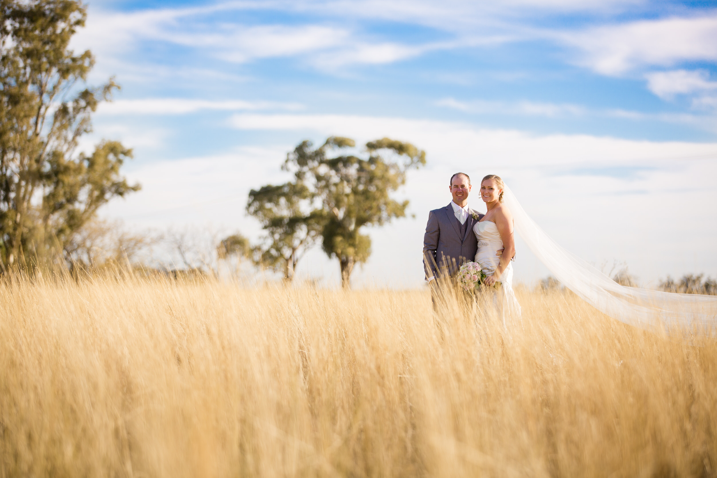 Country Wedding Photography Narromine