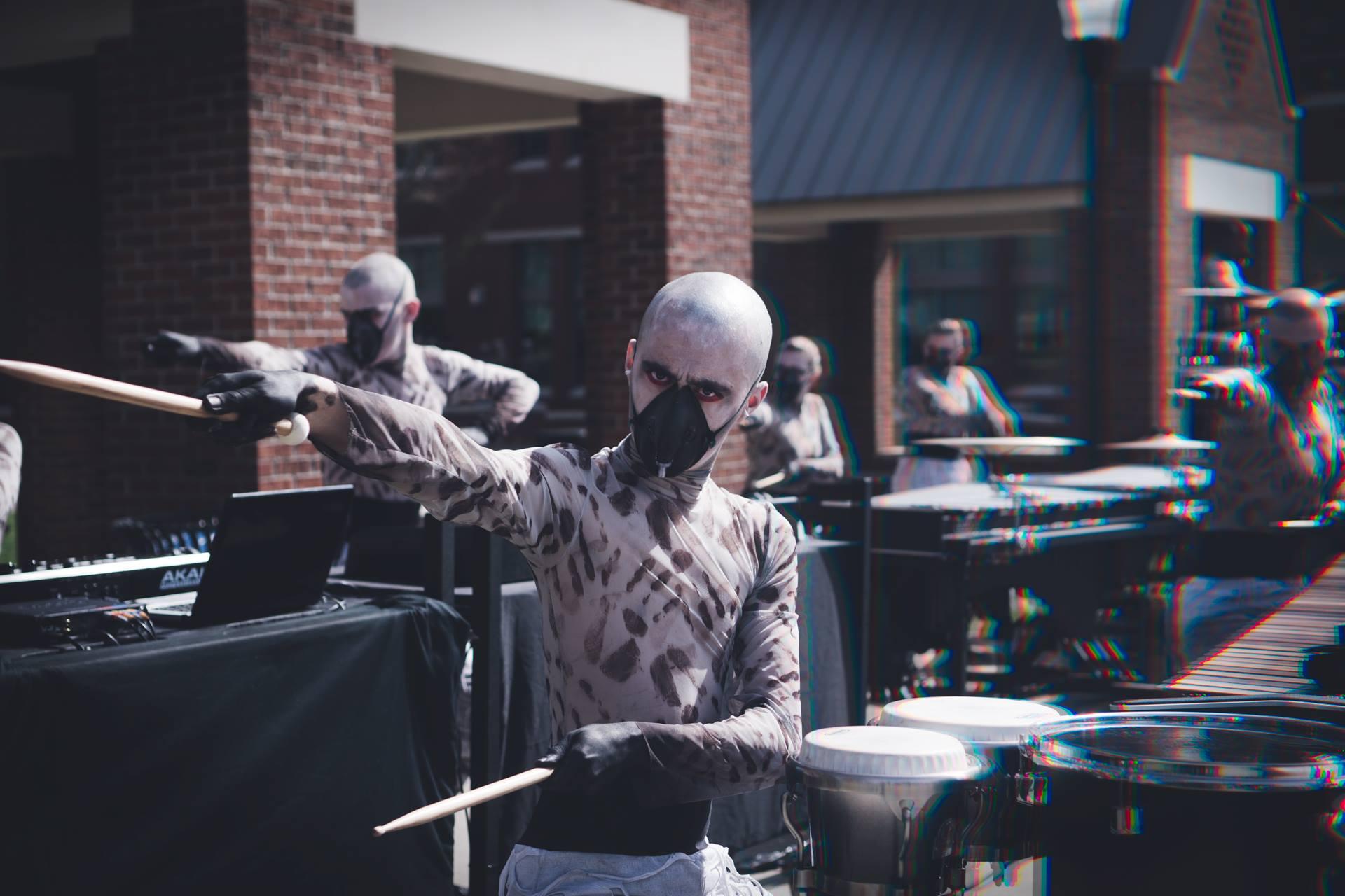 "Music City Mystique 2017 - ""The Hand of Man""  photo by  Alex Liou"
