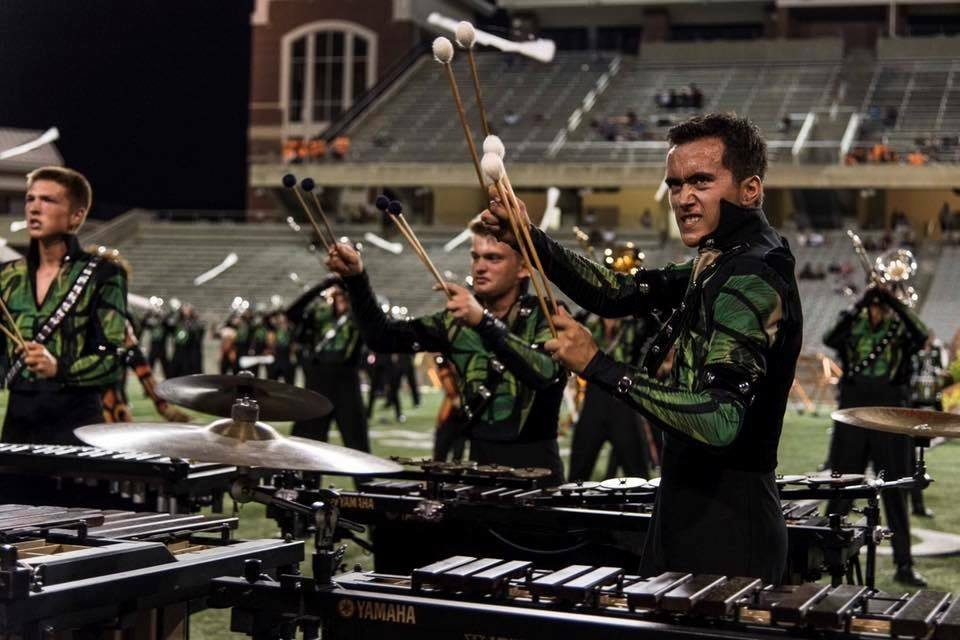 """The Cavaliers 2017 - """"Men Are From Mars"""""""