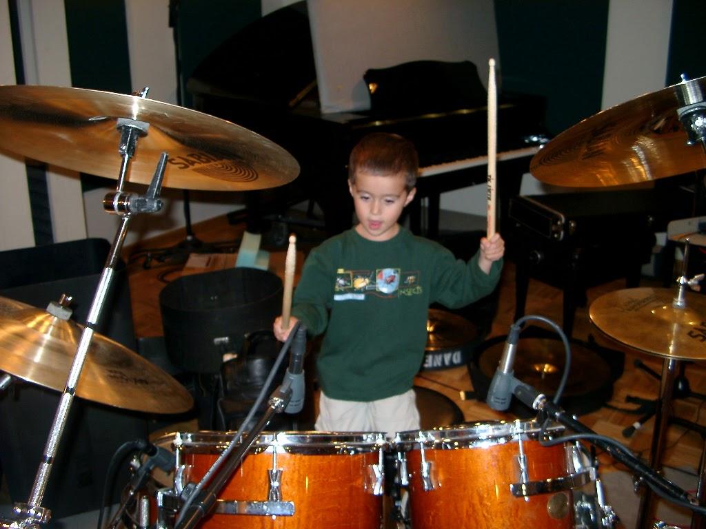 "Practicing "" Small Talk "" at age 4, ca. 2002 (just kidding)"