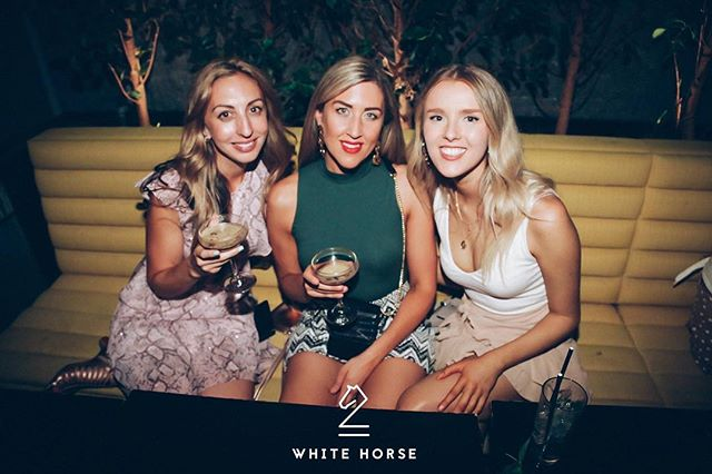 What better way to spend you Birthday than coming down with the girls to WHITE HORSE at @thealbionrooftop 🐎🎉🥂 DM us to organise your Birthday package!