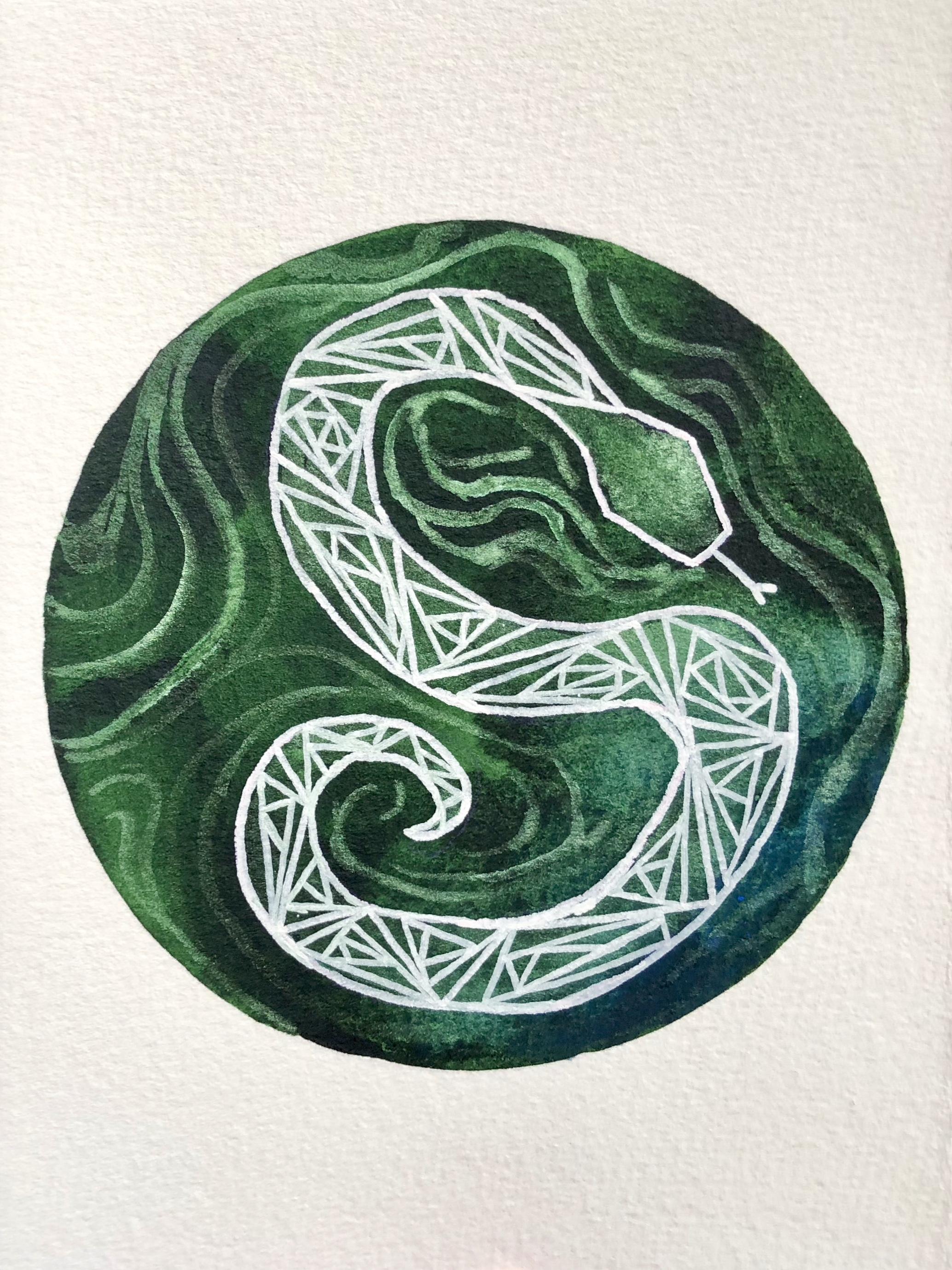 Snake Patronus