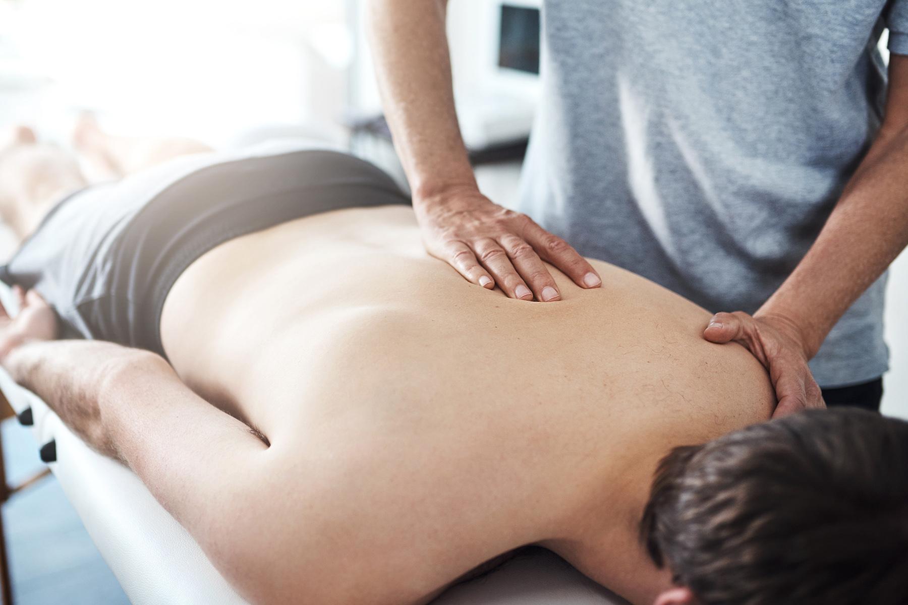Back, Shoulder & Neck Pain -