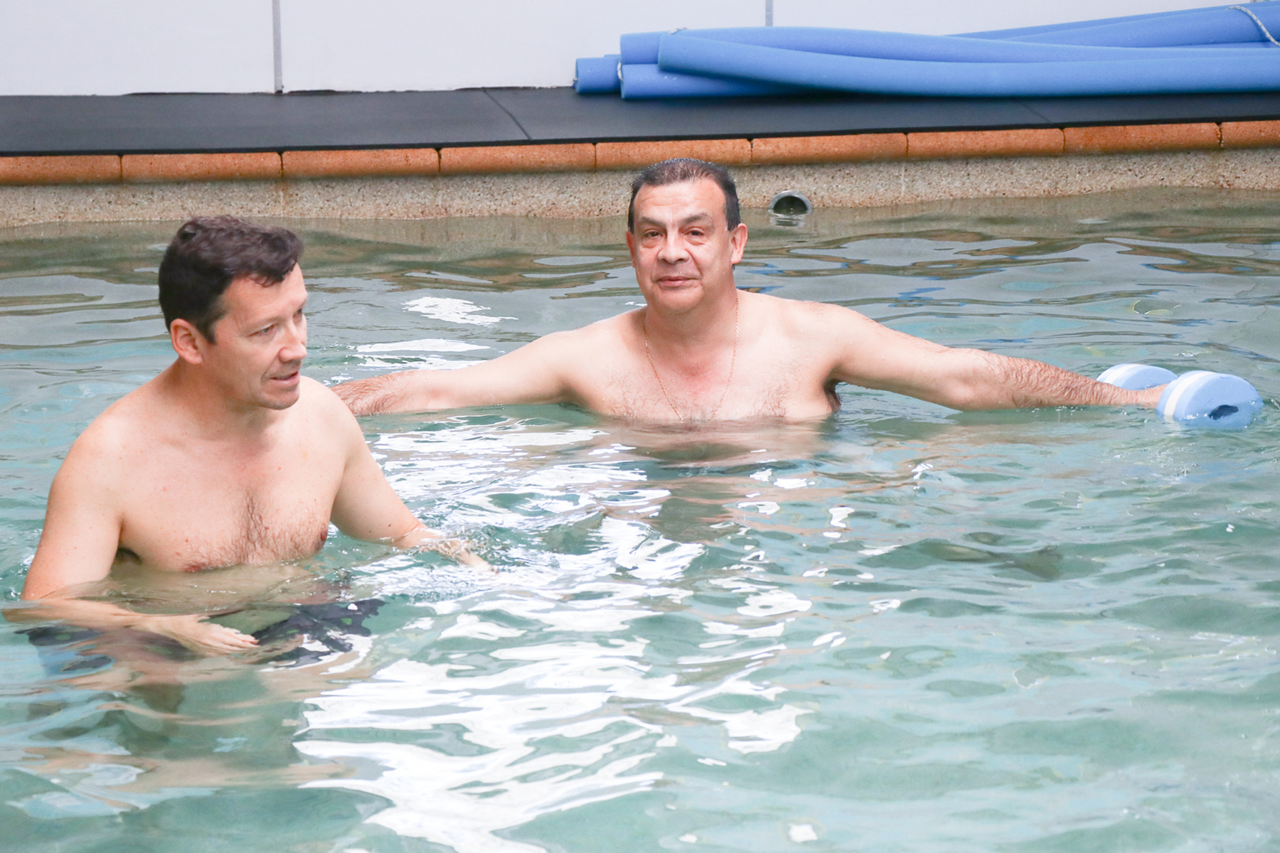 Hydrotherapy -