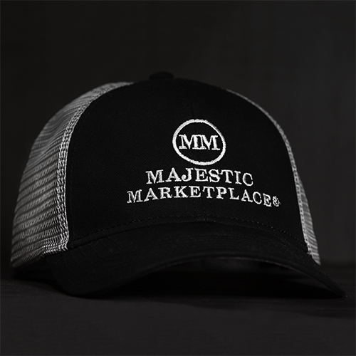 Majestic Marketplace Black and silver snap back square small.jpg