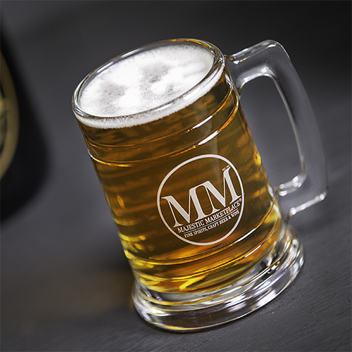 Majestic Marketplace Clear glass mug.jpg