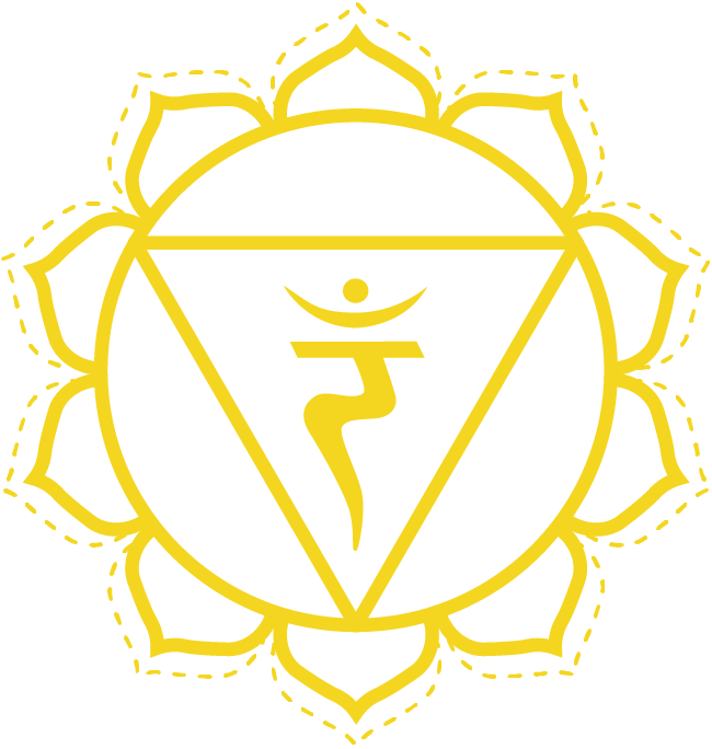 Manipura - Willpower, motivation and action in service.Manipura chakra literally means the 'city of jewels'. It generates the fire necessary to transform what appears as solid reality.Balanced - One can lead without controlling and be confident without arrogance. Digestion is sound and one has the energy needed to accomplish ones aims.Imbalanced - Motivated by power and prone to recklessness, ones is more easily provoked. If deficient, one easily gives their power to others while resenting authority. Our digestive system suffers and we can experience problems in the pancreas.