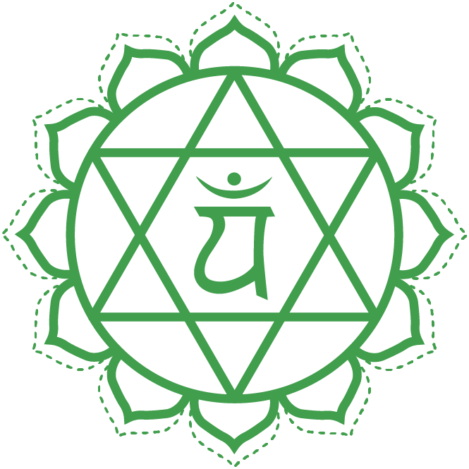 Anahata - Loving, creative, compassionate and empathic.Anahata chakra governs the force of expansion. Central to the bodies immune response through the hypothalamus, it is also the seat of intuition.Balanced - ones heart is abundant - reflecting gratitude, generosity and creative expression.Imbalanced - one may become self-sacrificing and easily lost in feelings of self or others. Conversely, one may lack empathy, spiritual connection and inspiration. Makes one prone to auto-immune conditions.