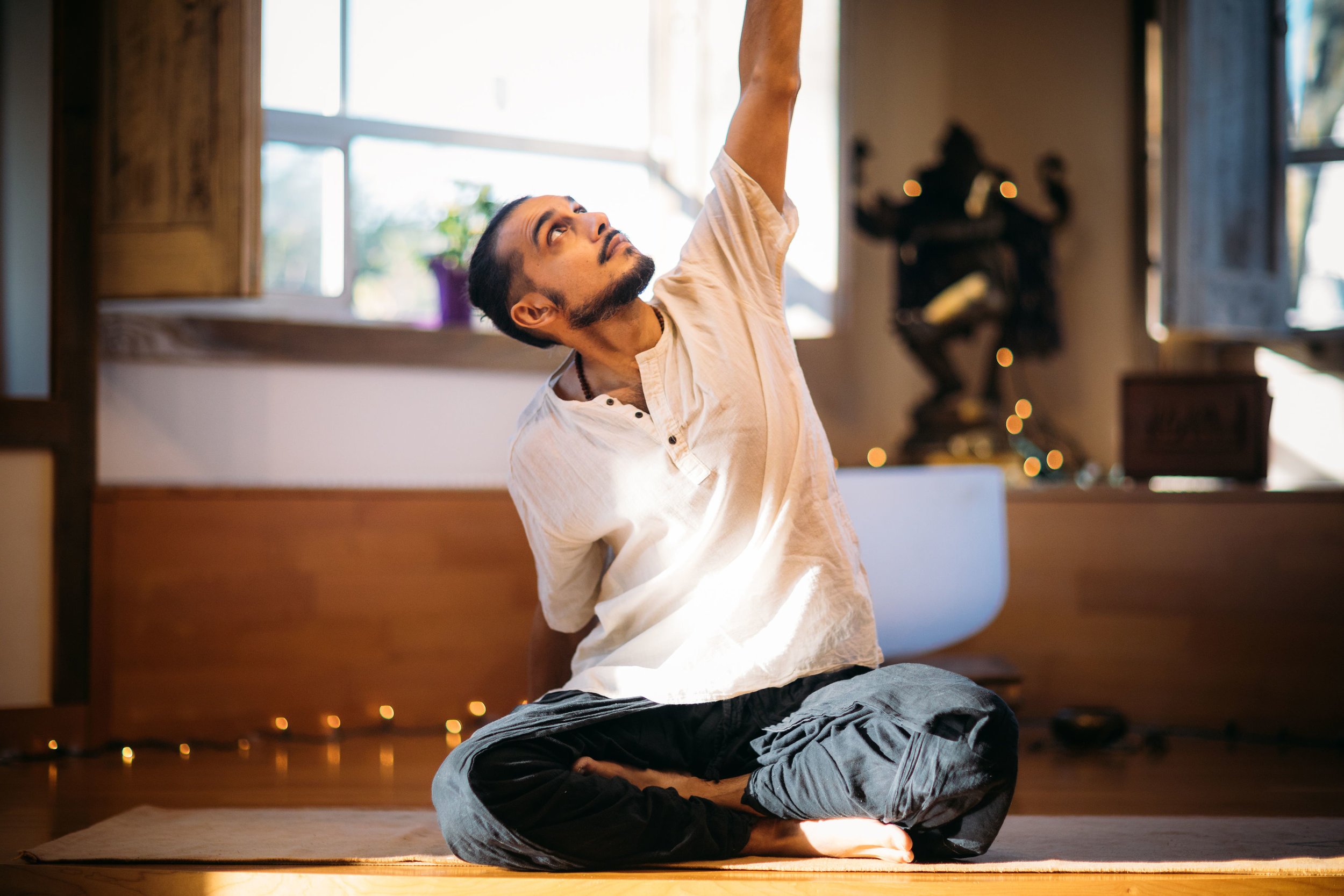 - To deepen your practice, understand the principlesTo understand the principles, contemplate the teachingsTo contemplate the teachings, examine your life.