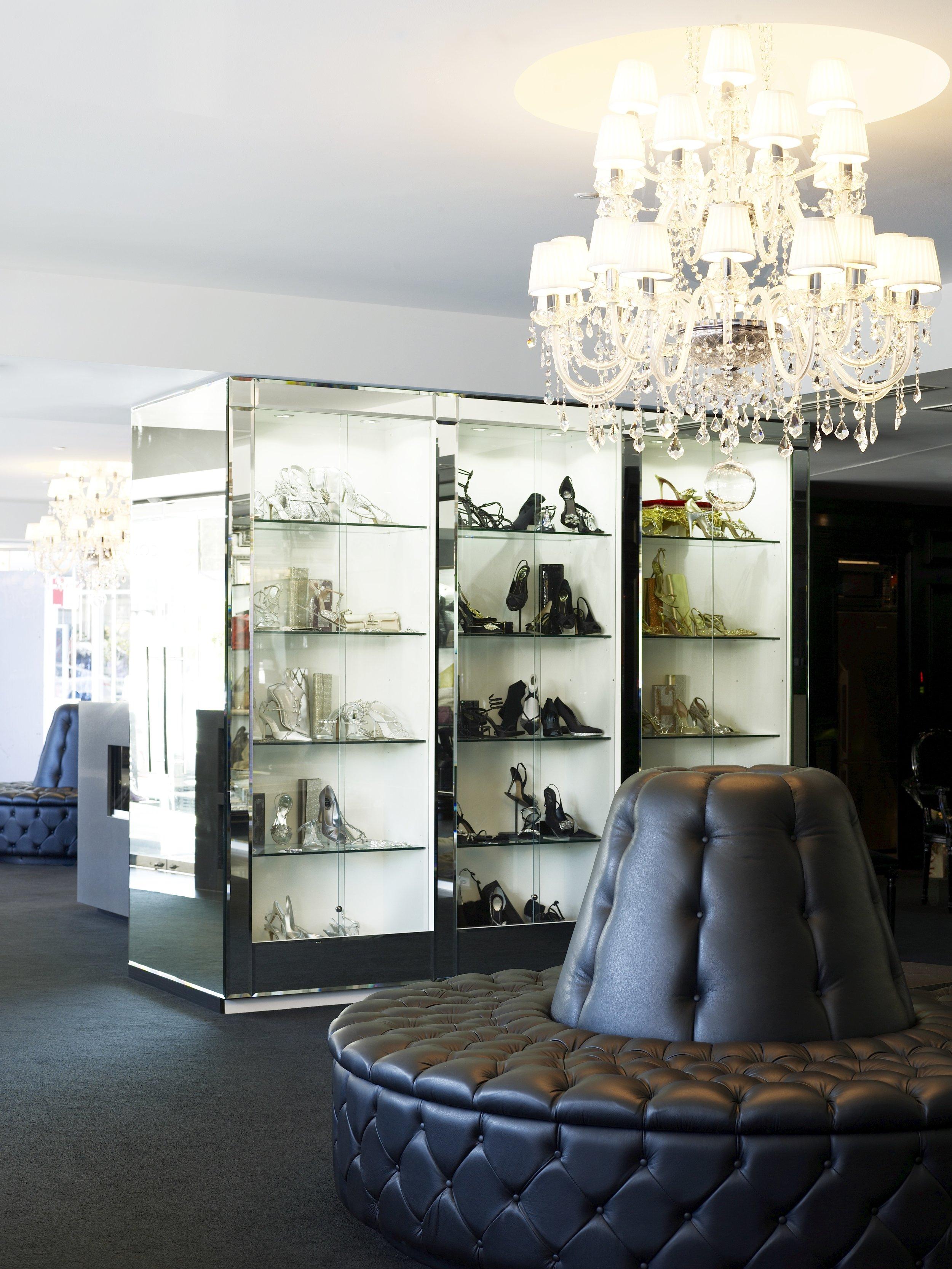 Cosmopolitan Shoes -