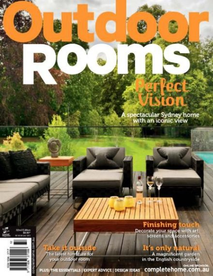 Outdoor Rooms Issue 32