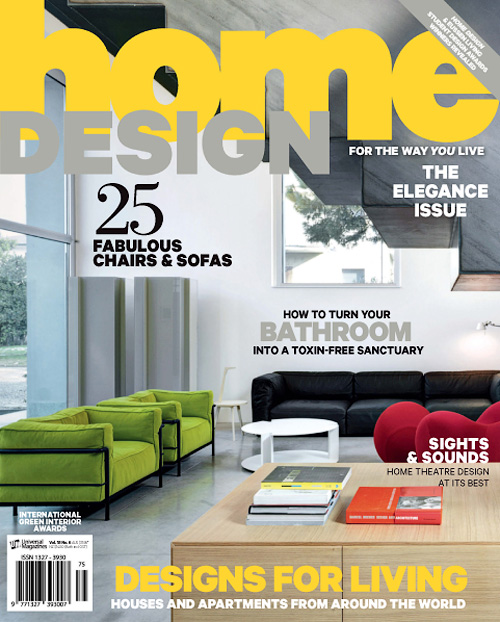Home Design Vol.18 Issue 6