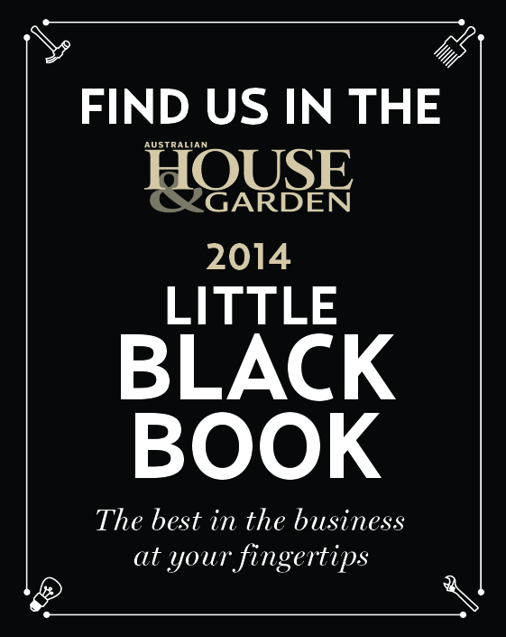 House & Garden Little Black Book