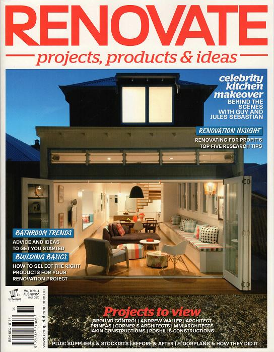 Renovate Magazine Vol19 2013