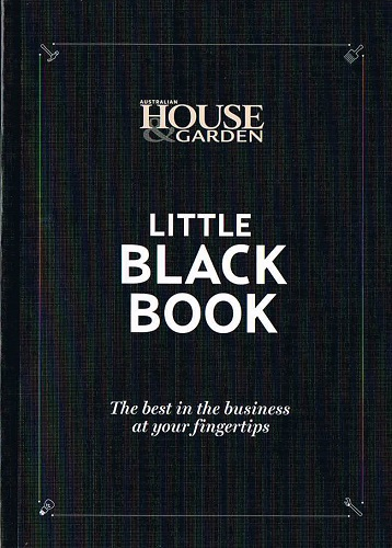 House & Garden Little Black Book 2013