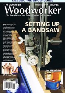 Australian Woodworker 2012