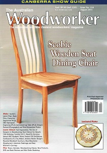 Australian Woodworker Issue158 2011
