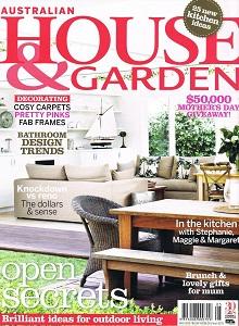 House & Garden May 2010