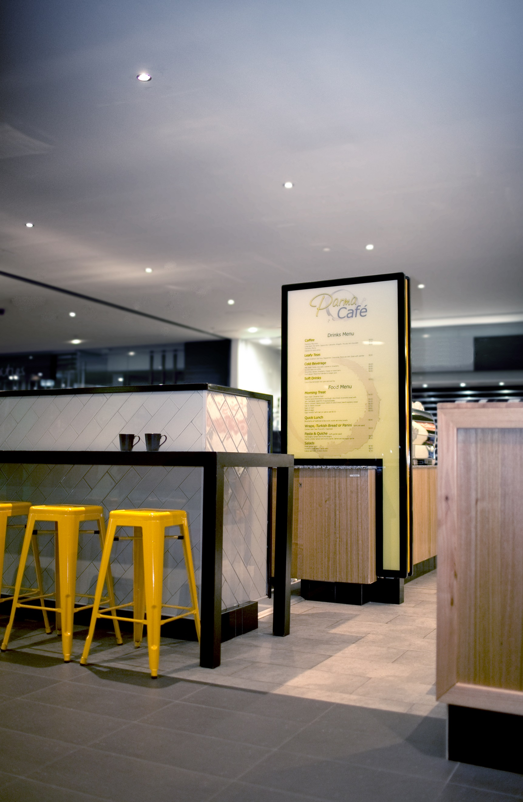 Parma Cafe -