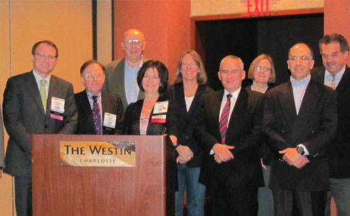 Second GAIN Meeting, hosted by NSSGA, Charlotte, NC, 2012