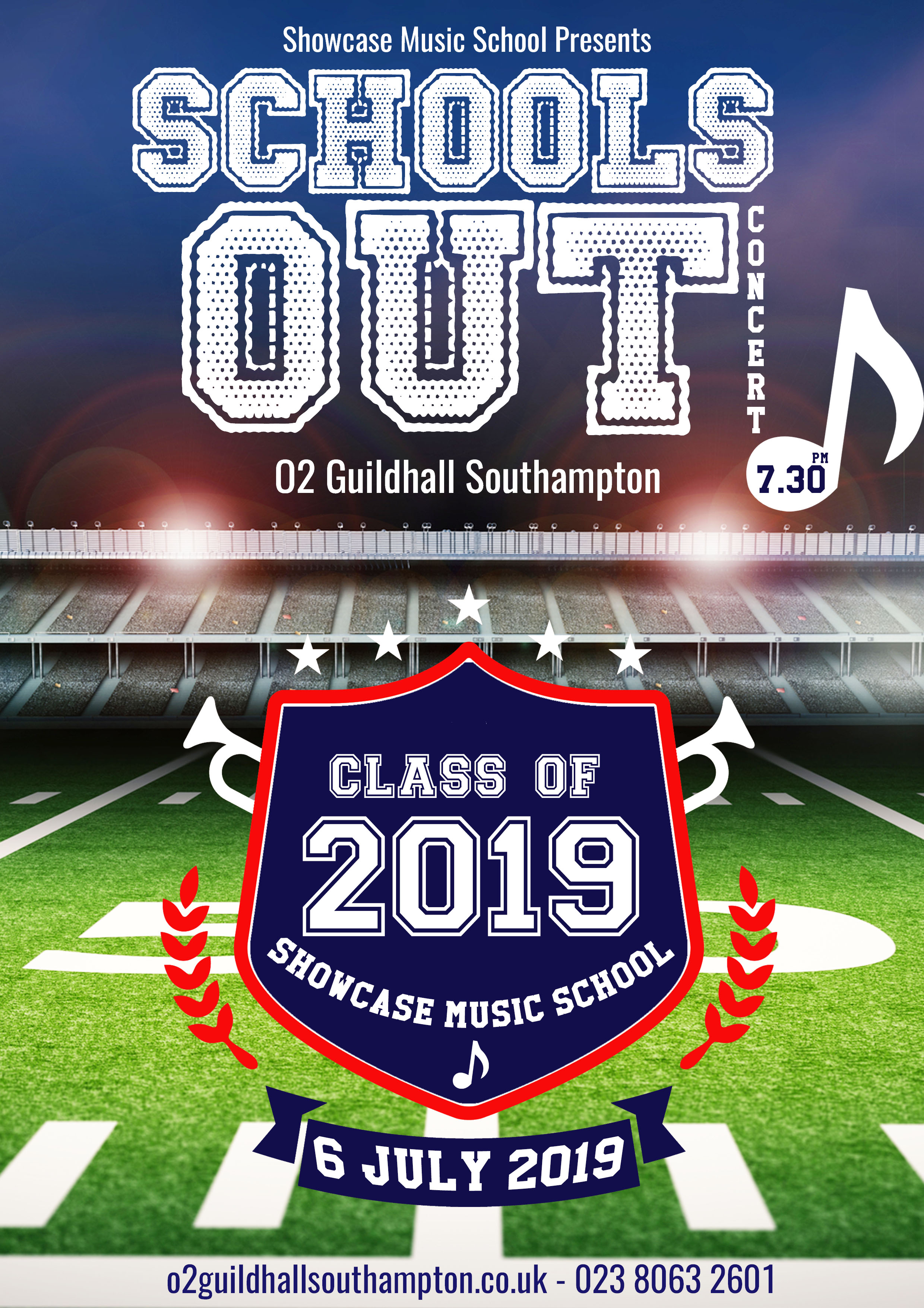 School's Out 2019