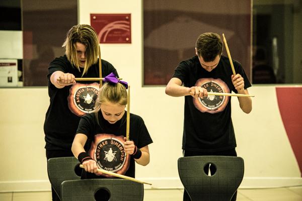 Spring Drumming Fundraising
