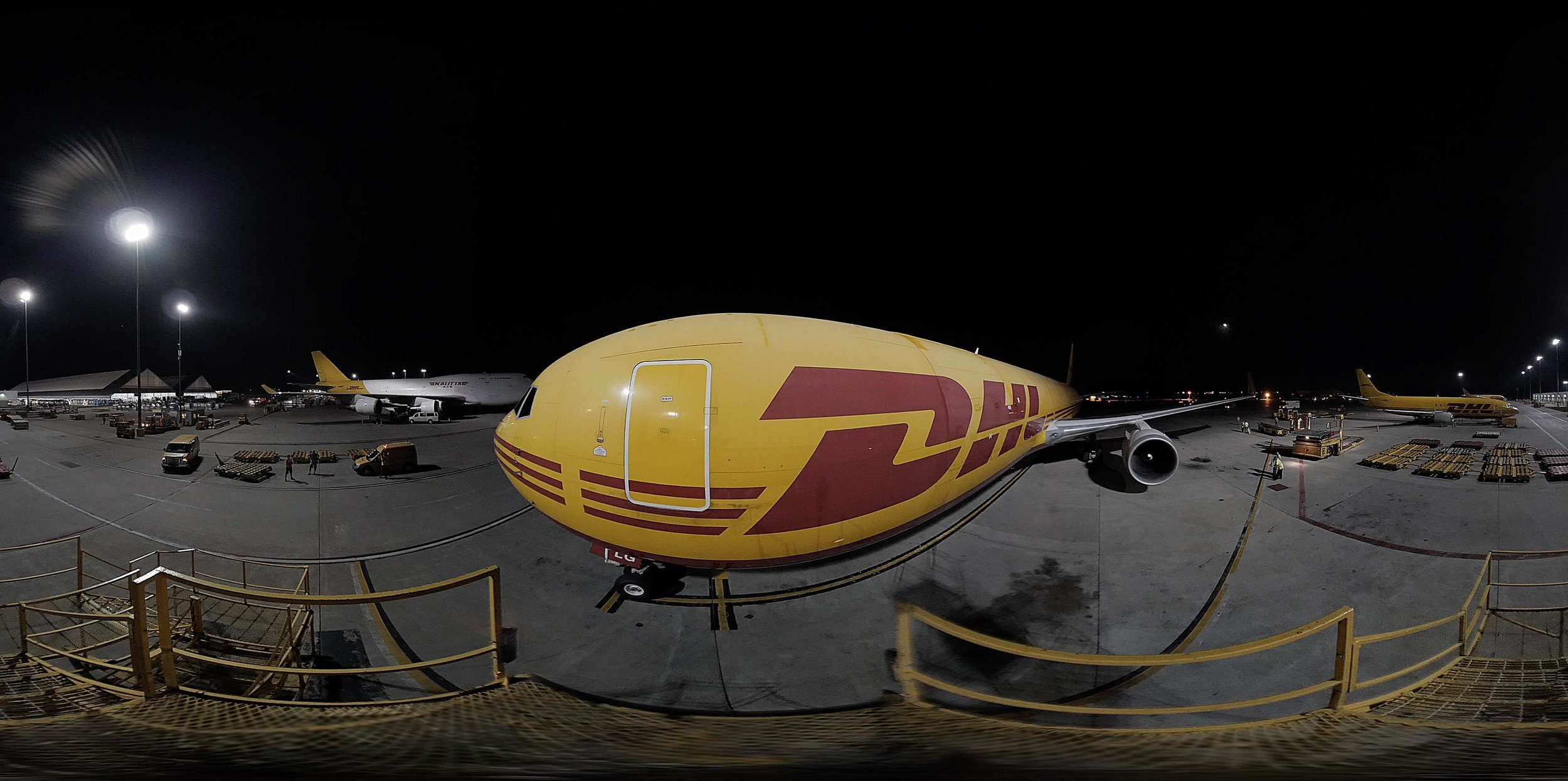 DHL - GLOBAL 360 CONTENT AND APP