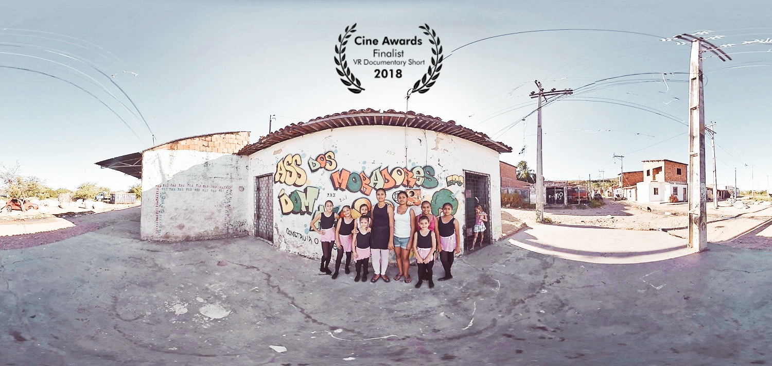 VOICES OF THE FAVELA - INTERACTIVE 360 VIDEO DOCUMENTARY
