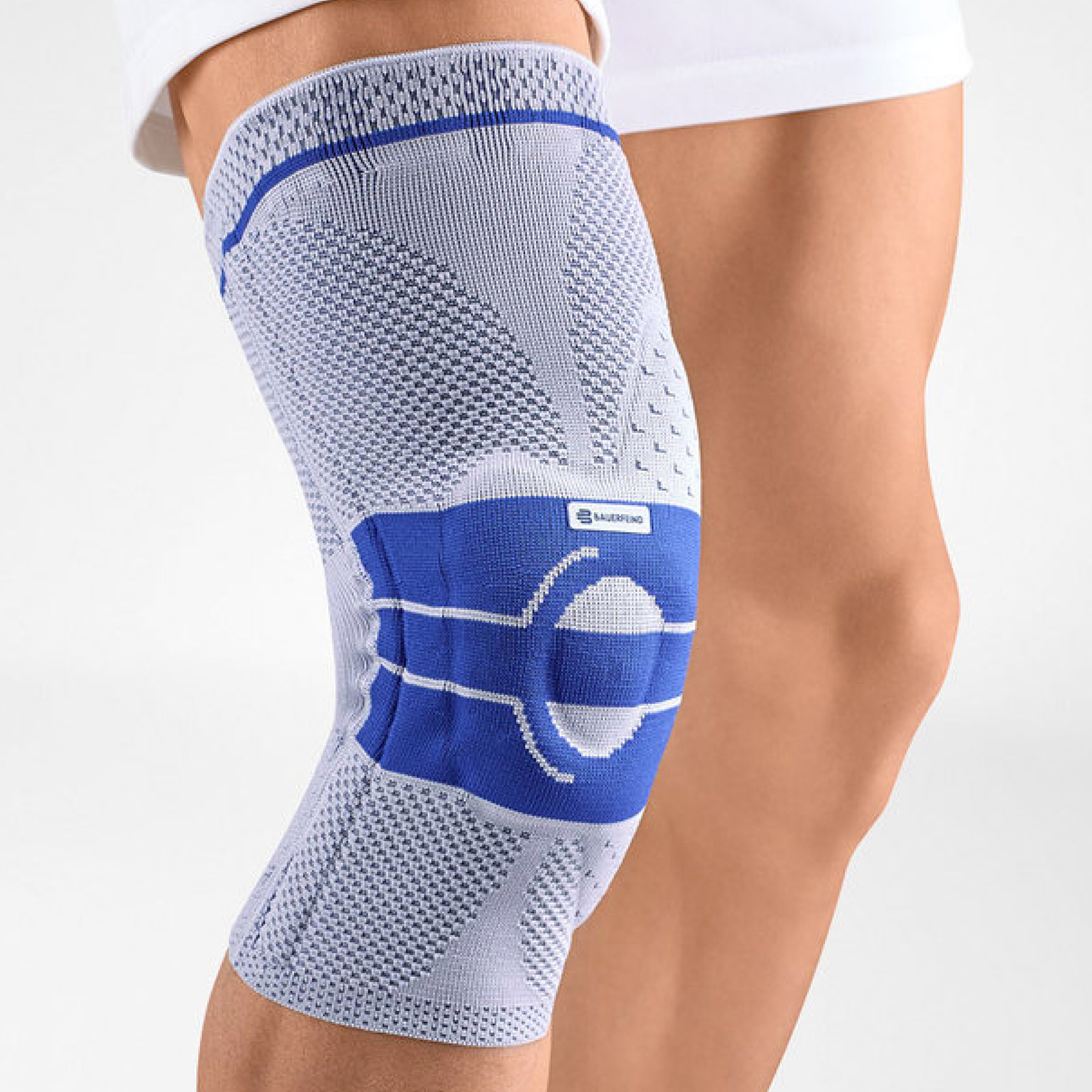 The  GenuTrain A3  knee braces and supports are designed especially for active seniors who need support for degenerative knee pain related to osteoarthritis.