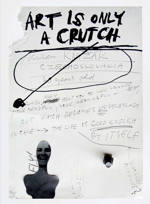 Knizak_ArtIsOnlyACrutch-web.JPG